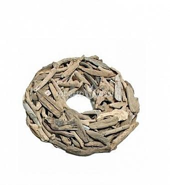 Aplica de perete Driftwood 36x36x5 cm