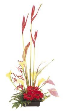 Aranjament Elegant Fresh Flowers Mediu