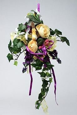 Aranjament floral 20 cm HO