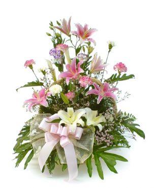 Aranjament Lily Flowers