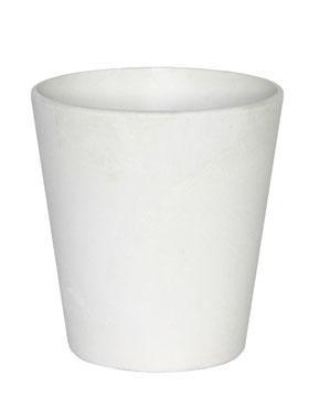 Artstone Claire 10x11 cm alb
