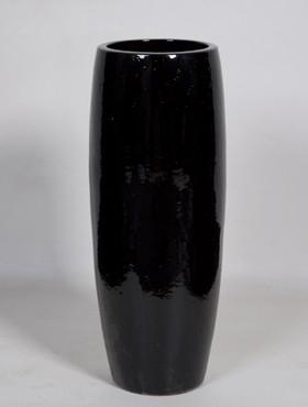 Black Shiny Attract 30x90 cm negru