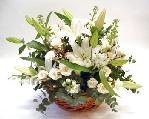 Buchet alb White Flower