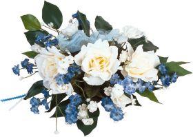 Buchet albastru si alb Specialy for You Mare