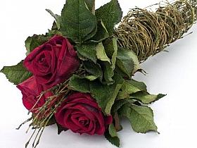Buchet de Trandafiri D15xH70 CM HO rosu