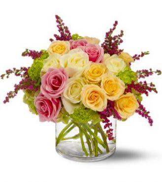 Buchet de trandafiri Enchanted Roses Mare