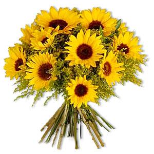 Buchet floarea soarelui Sanny Treats