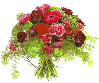 Buchet mixt Bouquet for Lovers