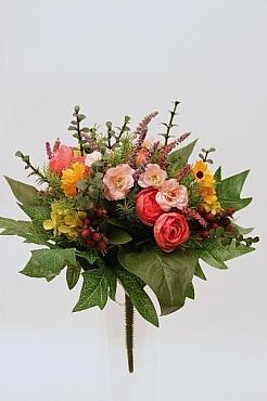 Buchet mixt cu flori Ranunculus HO mixt