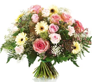 Buchet mixt Floral Meadow Mare