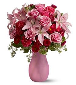 Buchet roz Pink Inspiration