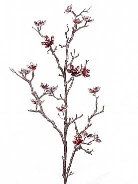 Crenguta cu flori de mar 96 cm rosu Apple