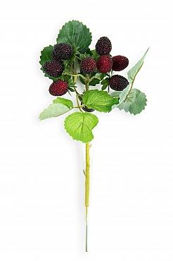 Crenguta cu Fructe de padure D10xH25 cm rosu Berry