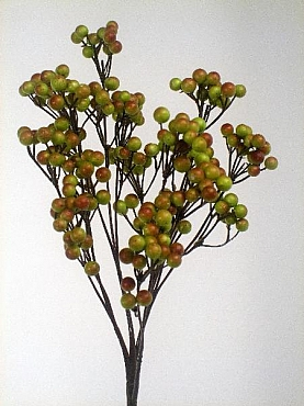 Crenguta cu Fructe de Padure D10xH60 cm HO verde Berry
