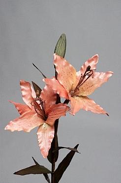 Crin 90 cm HO roz