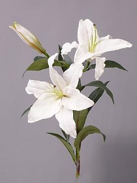Crin Cassablanca 95 cm alb