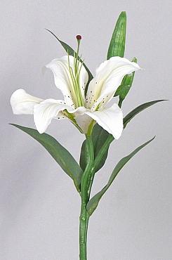 Crin De Luxe D15xH40 cm alb