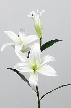 Crin Imperial Cassablanca D20x15x8xH87 cm alb