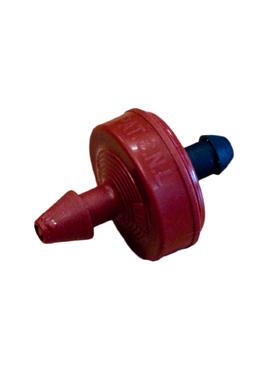 Dozator picurare rosu 2 litri/h pt furtun irigare 16x1,6 mm pt gradina verticala RobertoRossi