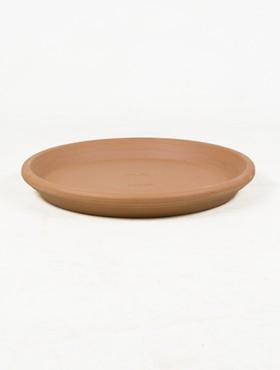 Farfurie pentru ghiveci Doppio Bordo 53x6 cm caramiziu