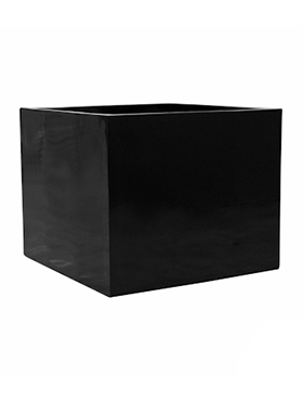 Fiberstone Jumbo 110x110x92 cm negru