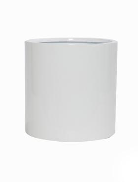 Fiberstone Puk light 25x25 cm alb
