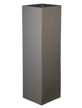 Fiberstone Yong 35x35x120 cm antracit