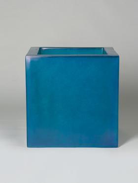 Fibreglass 50x50x50 cm albastru
