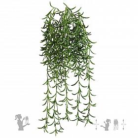 Ghirlanda artificiala din plante suculente 45 cm