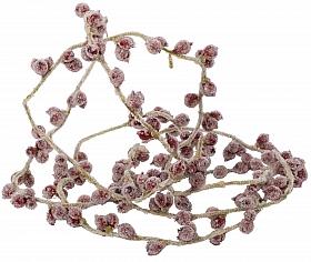 Ghirlanda Berry 180 cm, rosu