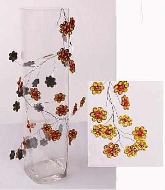 Ghirlanda de flori 90 cm