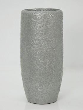 Ghiveci Callisto 33x67 cm argintiu