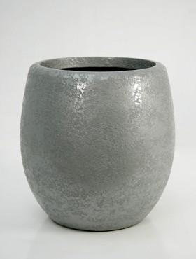 Ghiveci Callisto 50x52 cm argintiu