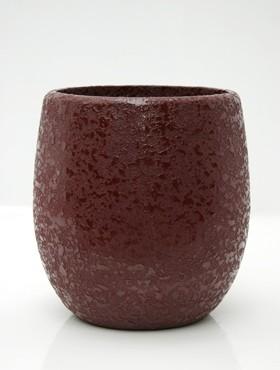 Ghiveci Callisto 50x52 cm rosu