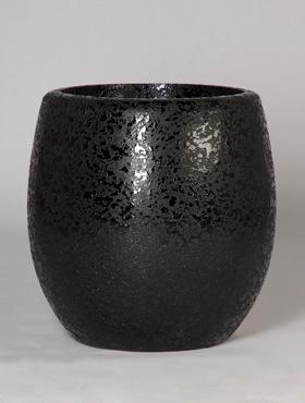 Ghiveci Callisto 62x63 cm negru