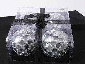 Globulet D12 cm, set