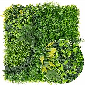 Gradina design din plante artificiale 1mp (100x100cm) V41