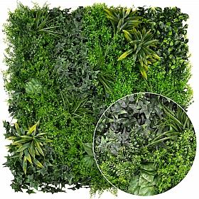 Gradina design din plante artificiale 1mp (100x100cm) V57