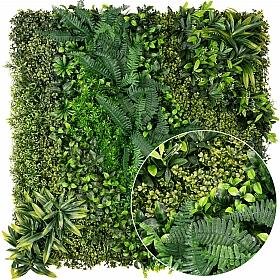 Gradina design din plante artificiale 1mp (100x100cm) V58
