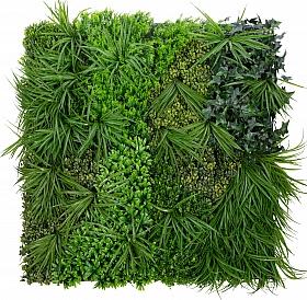 Gradina design din plante artificiale 1mp (100x100cm) V59