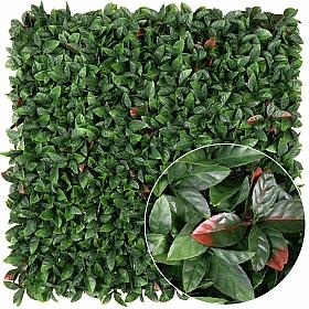 Gradina verticala din plante artificiale 0,81mp (90x90cm) V49