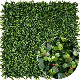 Gradina verticala din plante artificiale 1 mp (100x100cm) V51