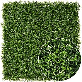 Gradina verticala din plante artificiale 1 mp (100x100cm) V52