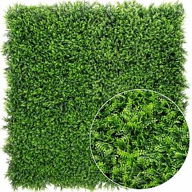 Gradina verticala din plante artificiale 1 mp (100x100cm) V56