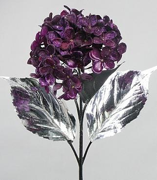 Hortensia 75 cm mov - purpuriu