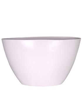 Indoor Pottery Cresta 60x24x35 cm alb