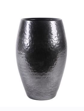Indoor Pottery Vila biscuit 15x30 cm negru negru