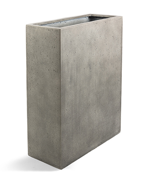 Jardiniera Wall 80,5x30,5x92,5 cm gri ciment