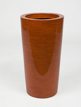 Krappa Partner bamboo 36x68 cm rosu