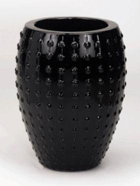 Laos 54X67 cm negru